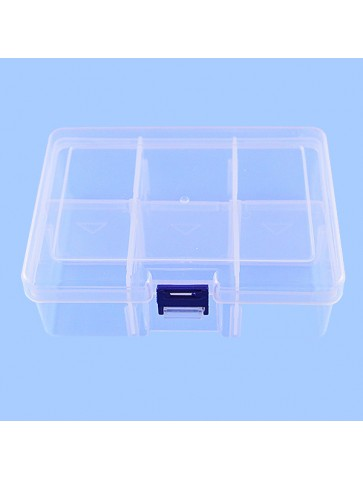 BOX with Pull-Out Compartments