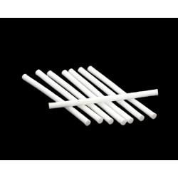 Foam Cylinders Micro - White