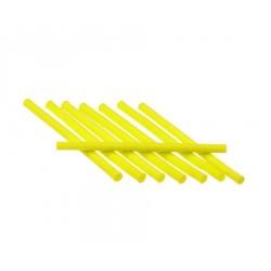 Foam Cylinders Micro - Yellow