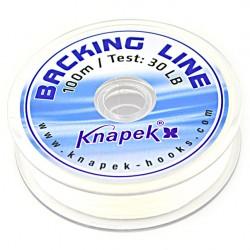 100m / 30 lb • Backing Line