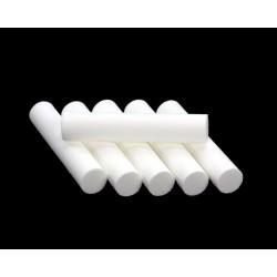 Foam Cylinders - White