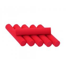 Foam Cylinders - Red