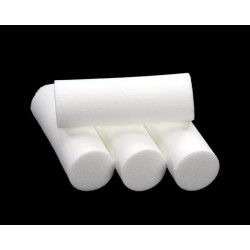 Popper Cylinders - White
