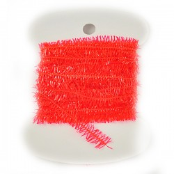 Ice Chenille - Fluo Red