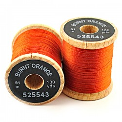 Tying Thread 4/0 - Burnt Orange