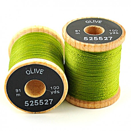 Tying Thread 4/0 - Olive