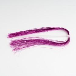 Flat Flashabou - Dark Pink