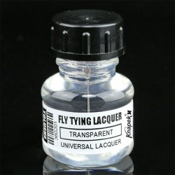 Fly Tying Lacquer - Transparent
