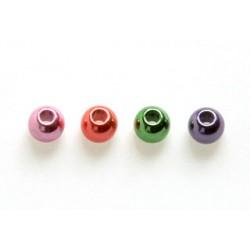 Tungsten Beads Metallic •...