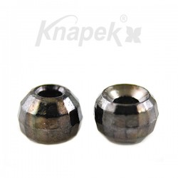 FACETED • Tungsten Beads • 10 pcs