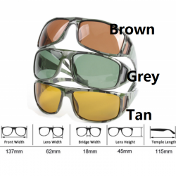 Frame Fly Fishing Polarized...